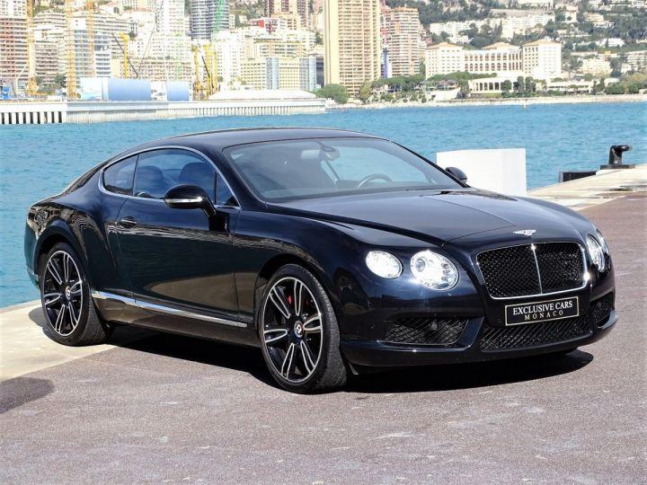 Bentley Continental GT II COUPE V8 507 CV MULLINER - MONACO Noir métal (Covering Blanc per - 15