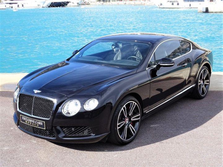 Bentley Continental GT II COUPE V8 507 CV MULLINER - MONACO Noir métal (Covering Blanc per - 18