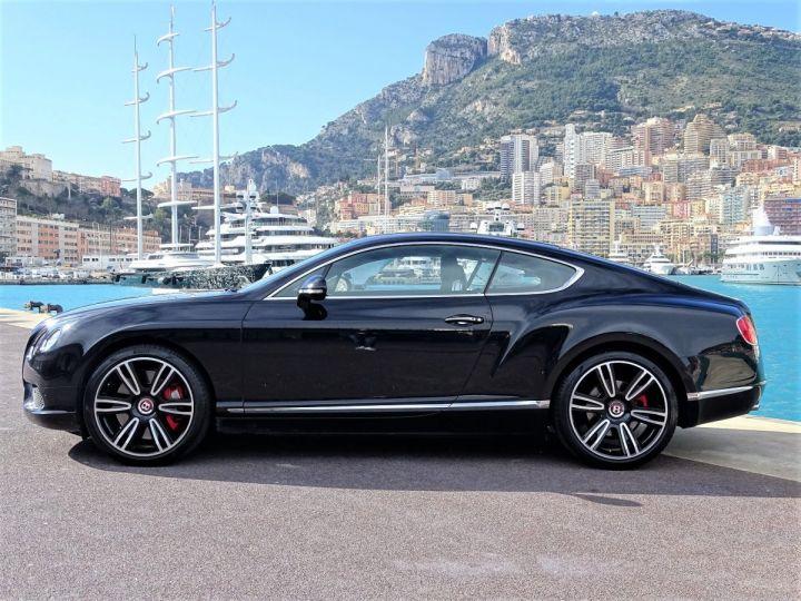 Bentley Continental GT II COUPE V8 507 CV MULLINER - MONACO Noir métal (Covering Blanc per - 19