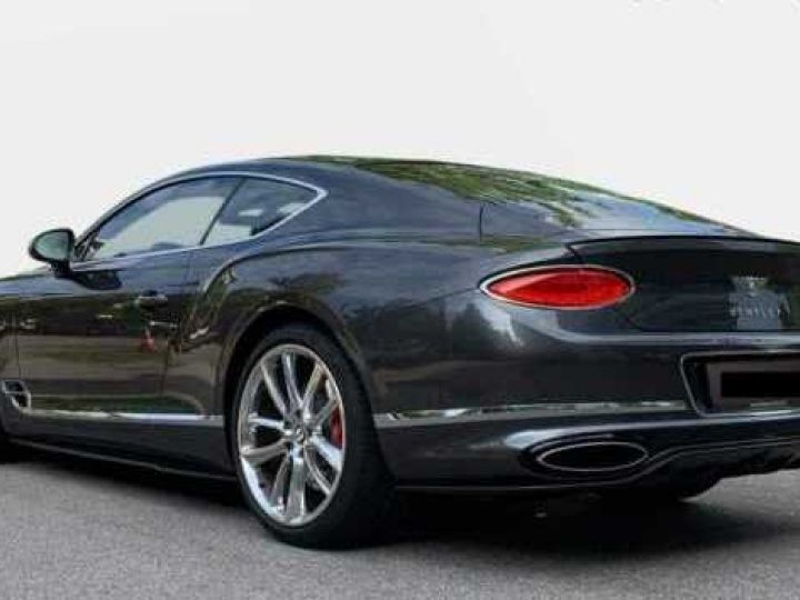 Bentley Continental GT NEW Continental GT Pack Carbone Magnetic Silver métal - 2