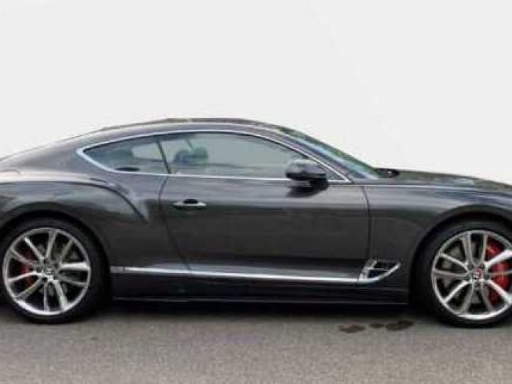 Bentley Continental GT NEW Continental GT Pack Carbone Magnetic Silver métal - 8