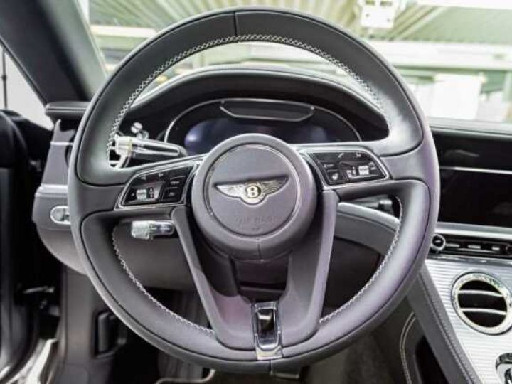 Bentley Continental GT NEW Continental GT V12 Hallmark Grau métal - 3
