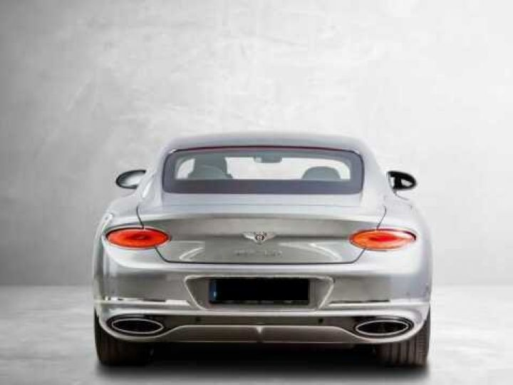 Bentley Continental GT NEW Continental GT V12 Hallmark Grau métal - 7