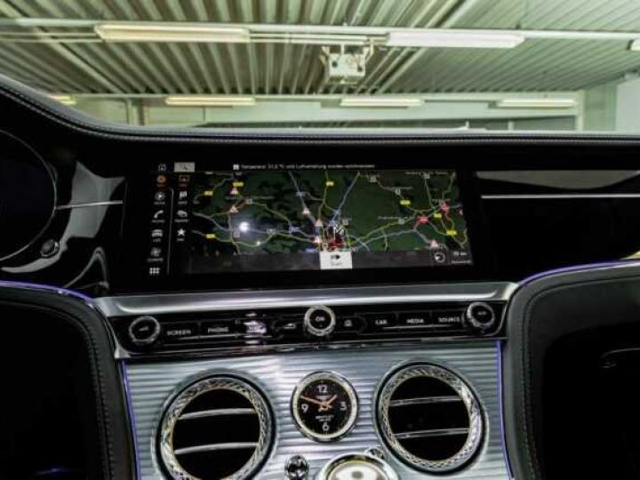 Bentley Continental GT NEW Continental GT V12 Hallmark Grau métal - 13