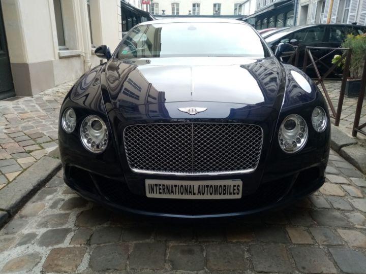Bentley Continental GT Phase 2 W12 Bioéthanol Bleu Nuit (dark Sapphire) - 2