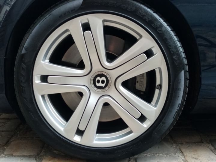 Bentley Continental GT Phase 2 W12 Bioéthanol Bleu Nuit (dark Sapphire) - 7