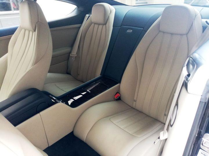 Bentley Continental GT Phase 2 W12 Bioéthanol Bleu Nuit (dark Sapphire) - 11