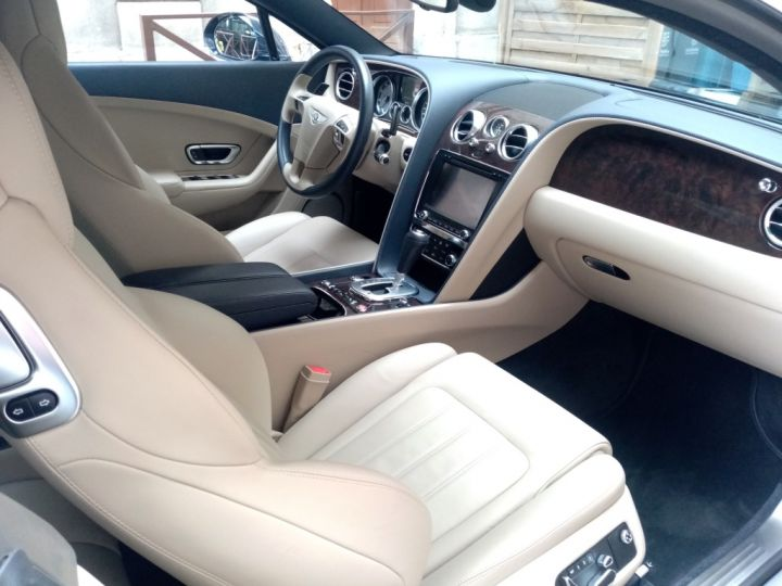 Bentley Continental GT Phase 2 W12 Bioéthanol Bleu Nuit (dark Sapphire) - 9