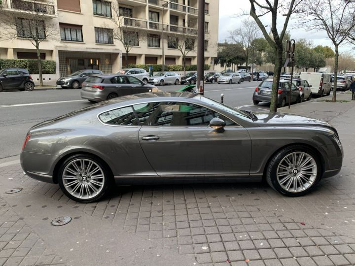 Bentley Continental GT Speed GRIS ANTRANCITE Occasion - 2