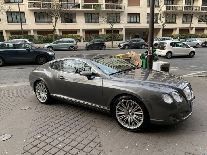 Bentley Continental GT Speed GRIS ANTRANCITE Occasion - 1