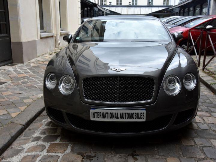 Bentley Continental GT Speed W12 611ch Mulliner Gris Anthracite - 2