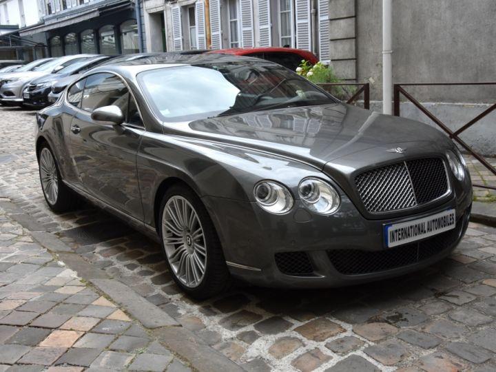 Bentley Continental GT Speed W12 611ch Mulliner Gris Anthracite - 3