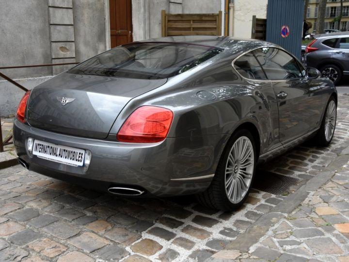 Bentley Continental GT Speed W12 611ch Mulliner Gris Anthracite - 4