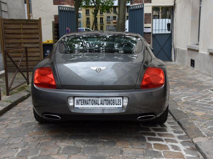 Bentley Continental GT Speed W12 611ch Mulliner Gris Anthracite - 5