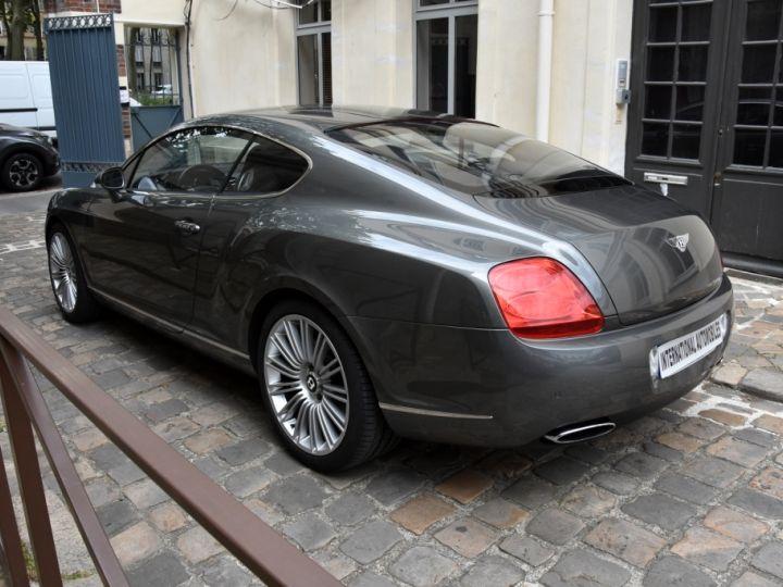 Bentley Continental GT Speed W12 611ch Mulliner Gris Anthracite - 6