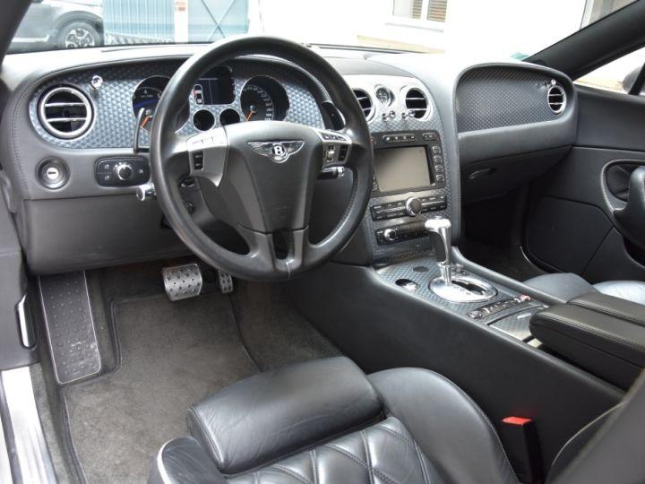 Bentley Continental GT Speed W12 611ch Mulliner Gris Anthracite - 10