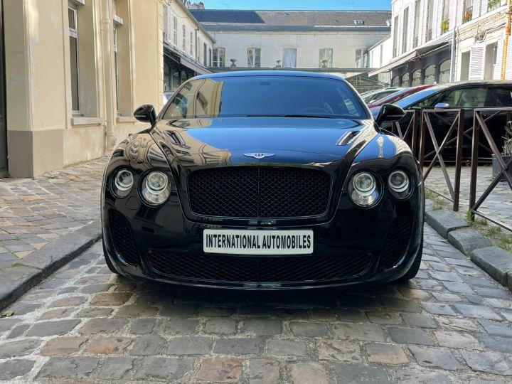 Bentley Continental GT Supersports Noir - 2