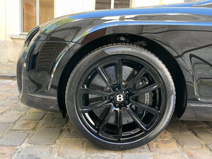 Bentley Continental GT Supersports Noir - 7
