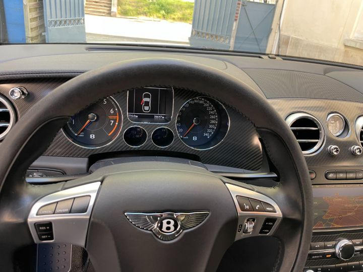 Bentley Continental GT Supersports Noir - 15