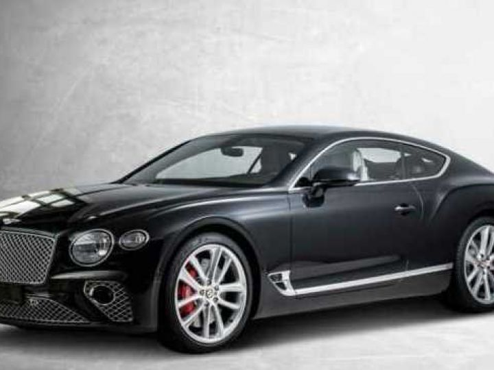 Bentley Continental GT V12#New continental  Royal Ebony métal - 1