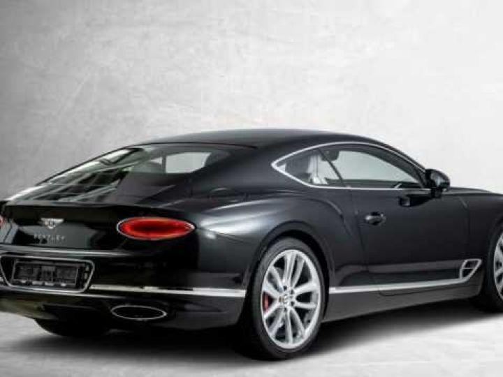 Bentley Continental GT V12#New continental  Royal Ebony métal - 2