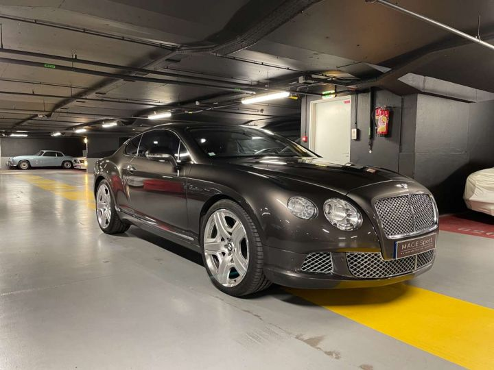 Bentley Continental GT W12 6.0 575 ch Gris Occasion - 3