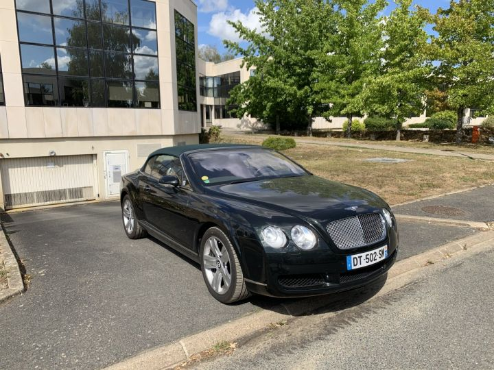 Bentley Continental GTC Cumbrian Green  Occasion - 1