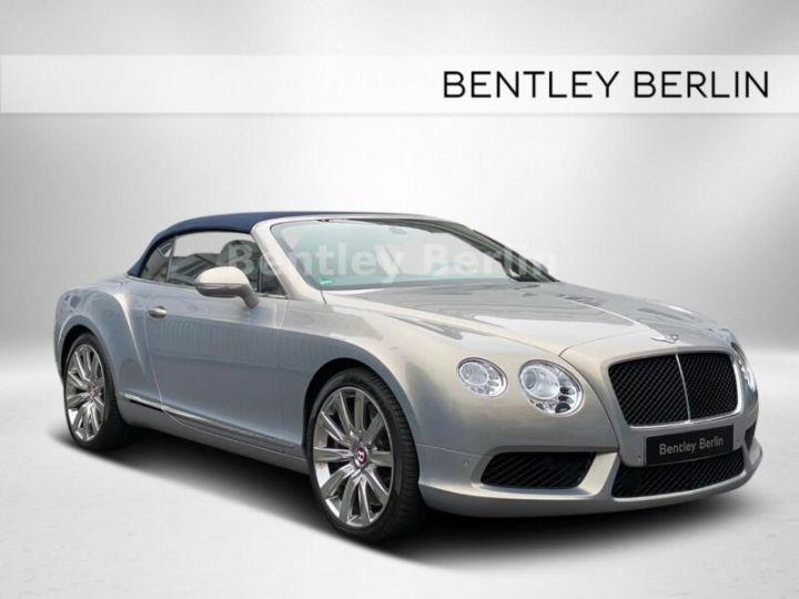 Bentley Continental GTC  4.0 V8 / 20000Kms  Argenté Peinture métallisée - 1