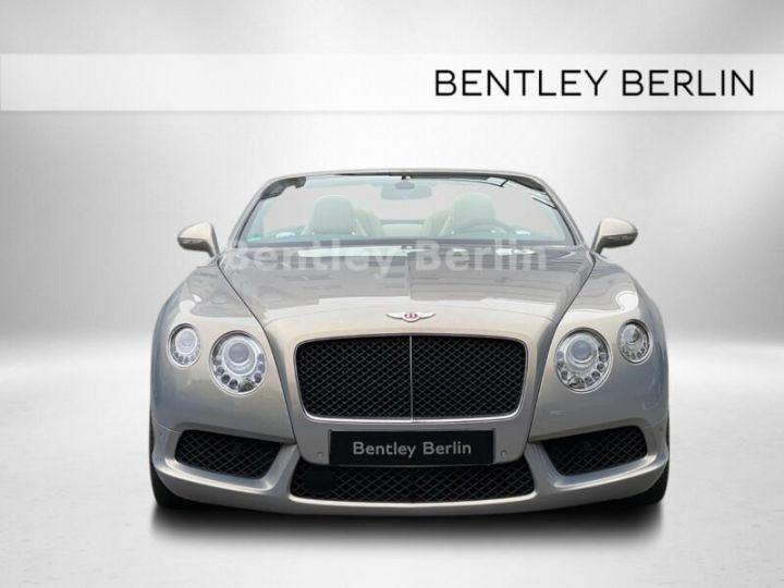 Bentley Continental GTC  4.0 V8 / 20000Kms  Argenté Peinture métallisée - 2