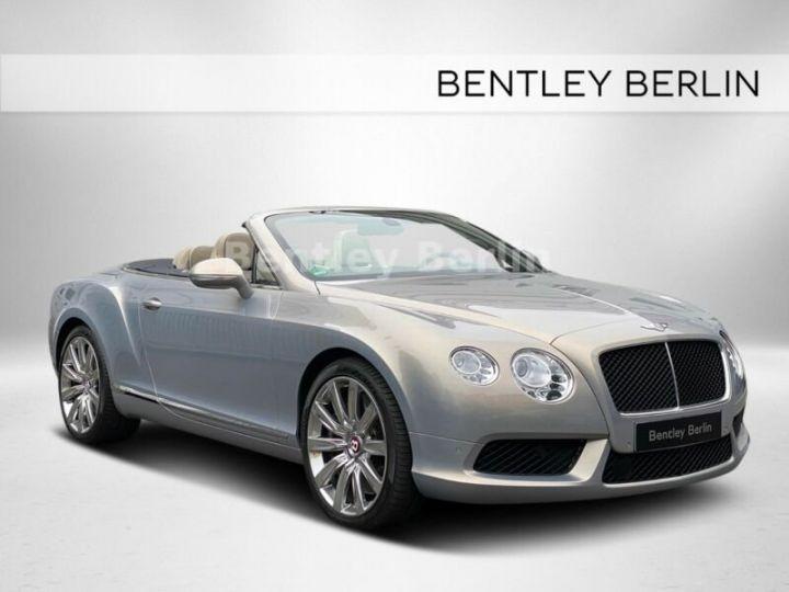 Bentley Continental GTC  4.0 V8 / 20000Kms  Argenté Peinture métallisée - 3