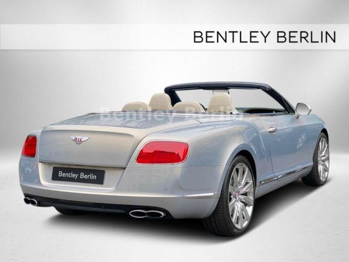 Bentley Continental GTC  4.0 V8 / 20000Kms  Argenté Peinture métallisée - 4