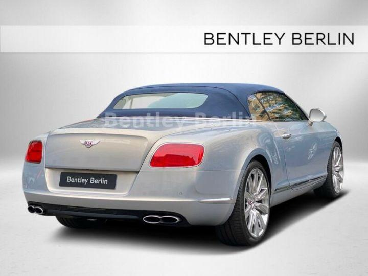 Bentley Continental GTC  4.0 V8 / 20000Kms  Argenté Peinture métallisée - 6