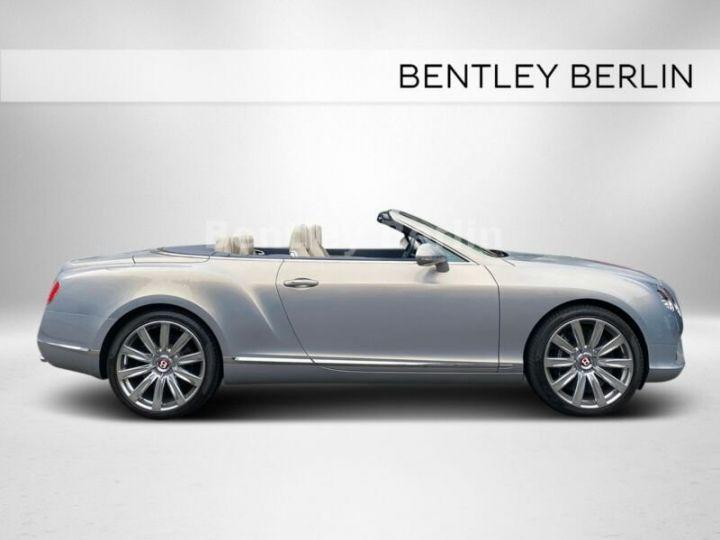 Bentley Continental GTC  4.0 V8 / 20000Kms  Argenté Peinture métallisée - 7