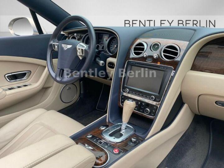 Bentley Continental GTC  4.0 V8 / 20000Kms  Argenté Peinture métallisée - 13
