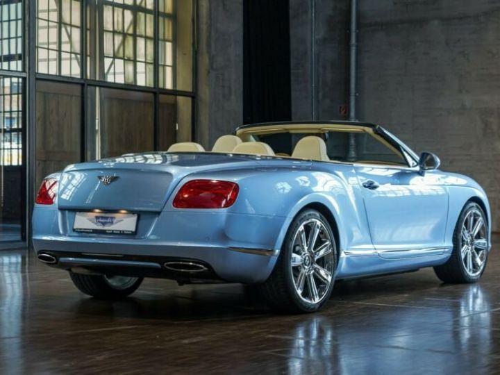 Bentley Continental GTC Cabriolet Bleu Peinture Métallisée - 3