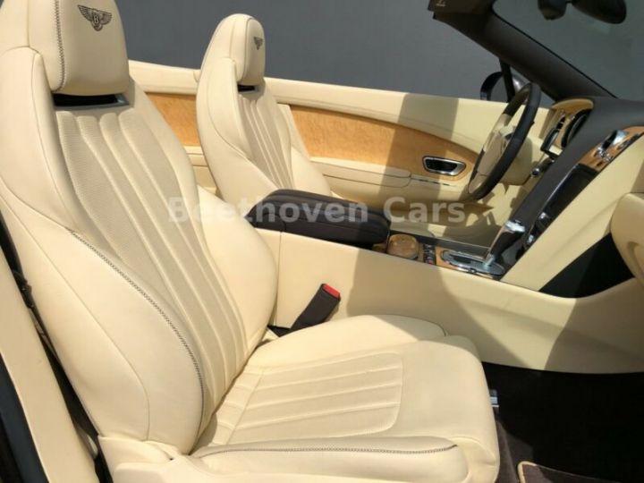 Bentley Continental GTC Cabriolet Brun Peinture Métallisée - 4