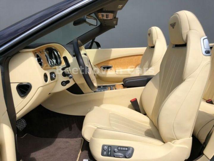 Bentley Continental GTC Cabriolet Brun Peinture Métallisée - 5
