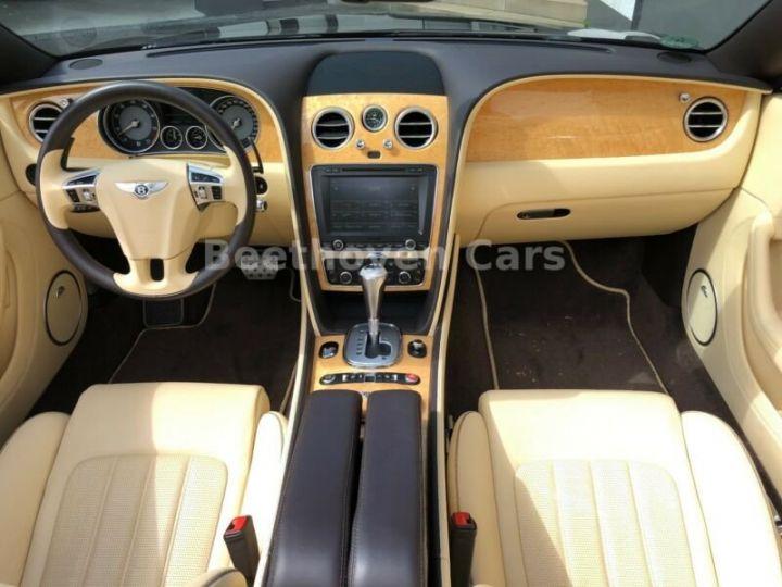 Bentley Continental GTC Cabriolet Brun Peinture Métallisée - 6