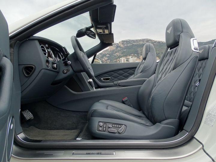 Bentley Continental GTC II CABRIOLET W12 575 CV MULLINER - MONACO Blanc - 6