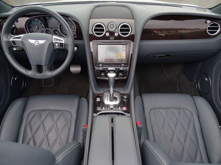 Bentley Continental GTC II CABRIOLET W12 575 CV MULLINER - MONACO Blanc - 7