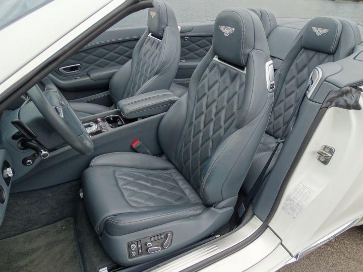Bentley Continental GTC II CABRIOLET W12 575 CV MULLINER - MONACO Blanc - 8