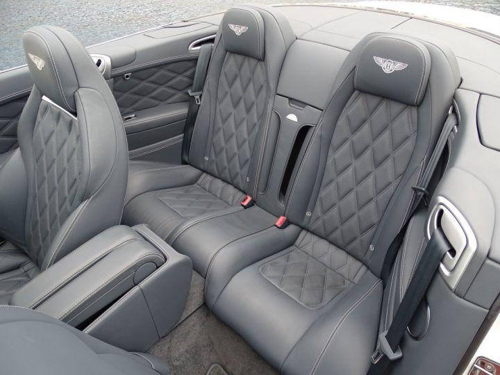 Bentley Continental GTC II CABRIOLET W12 575 CV MULLINER - MONACO Blanc - 9