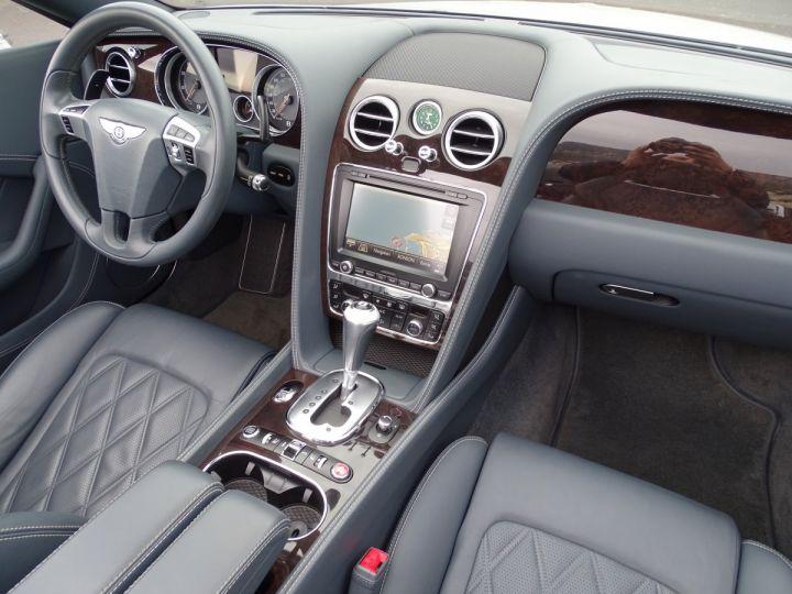 Bentley Continental GTC II CABRIOLET W12 575 CV MULLINER - MONACO Blanc - 10