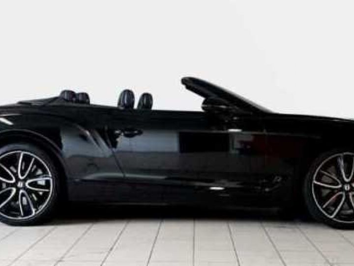 Bentley Continental GTC NEW Continental GTC BLACKLINE Specification Onyx Black métal - 2