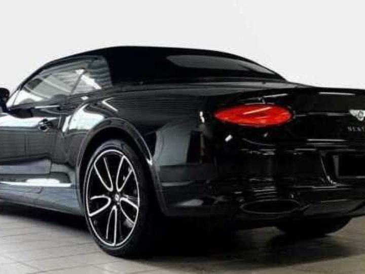 Bentley Continental GTC NEW Continental GTC BLACKLINE Specification Onyx Black métal - 3