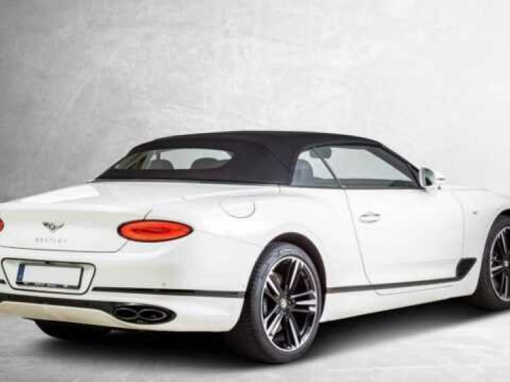 Bentley Continental GTC V8#New Continental Glacier White - 3