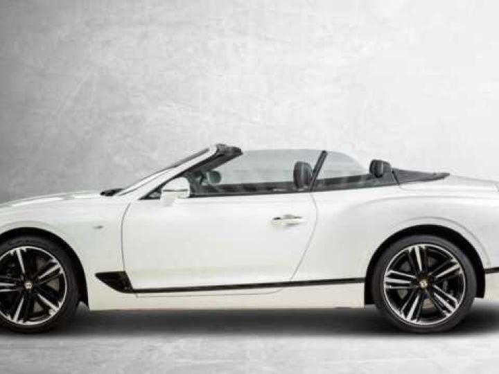Bentley Continental GTC V8#New Continental Glacier White - 4