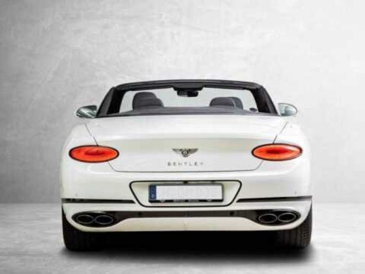 Bentley Continental GTC V8#New Continental Glacier White - 10