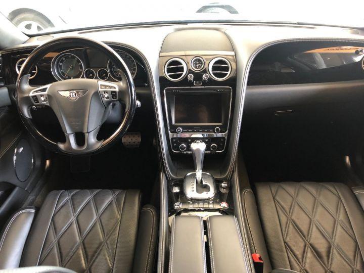 Bentley Flying Spur 6.0 W12 MULLINER BA Gris Foncé Metal - 7