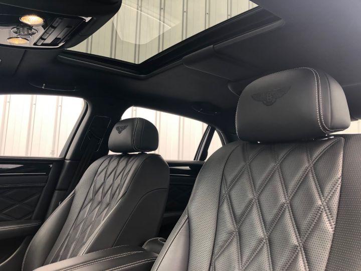 Bentley Flying Spur 6.0 W12 MULLINER BA Gris Foncé Metal - 8
